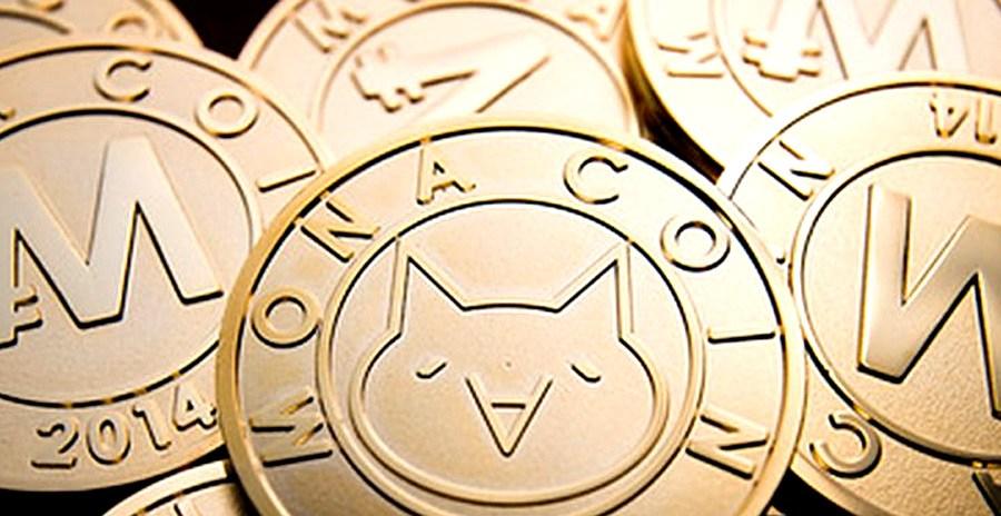 モナコインのイメージ